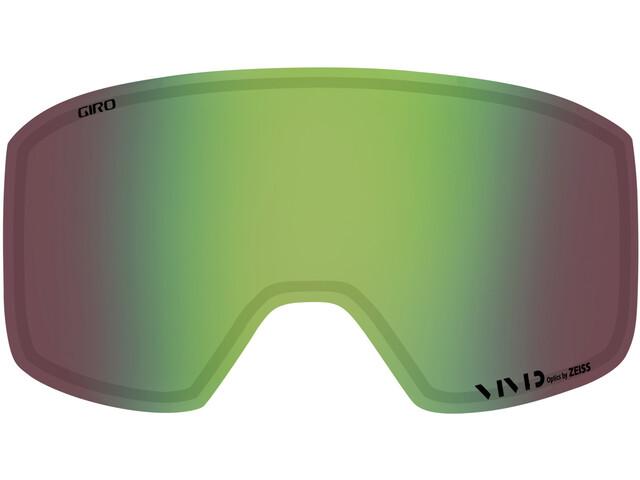 Giro S Lens Axis/Ella Gafas, vivid emerald